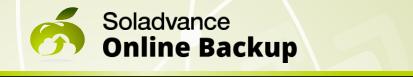 SOLADVANCE Online Backup