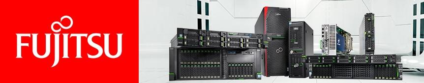 INFRAESTRUTURA - Fujitsu Primergy Servers