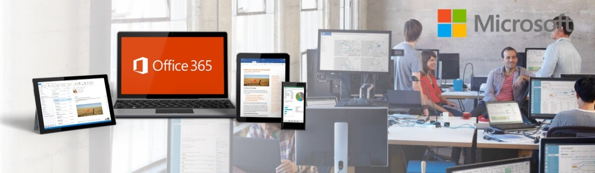 INFRAESTRUTURA - Office 365