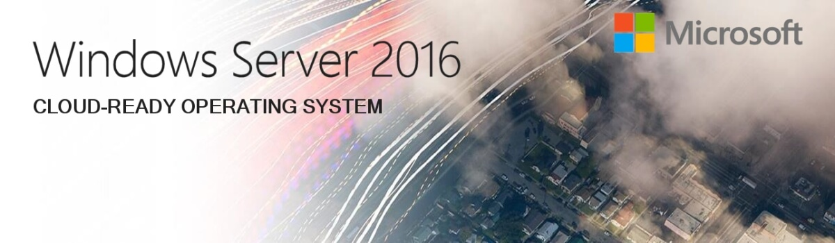 INFRAESTRUTURA - Windows Server 2016