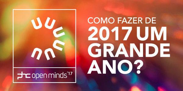 PHC Open Minds 2017 em Santarém
