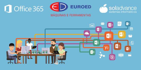 Soladvance migra a plataforma de e-mail da Euroed para Office 365