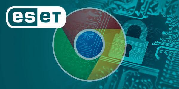 ESET protege navegação no Google Chrome