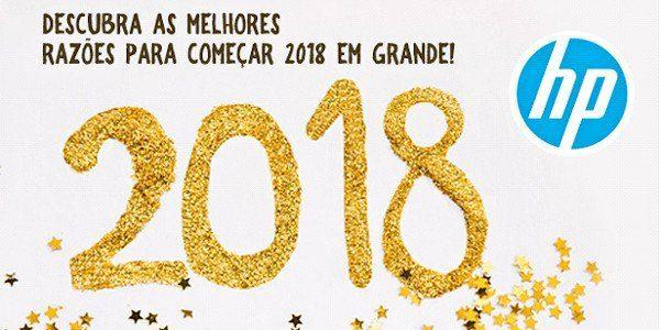 Descubra as melhores razões para começar 2018 em GRANDE!
