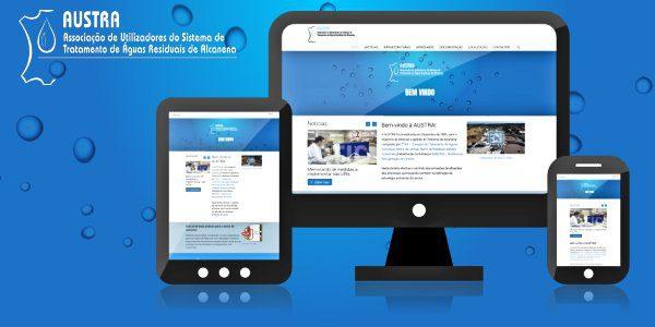 Soladvance desenvolve website da AUSTRA
