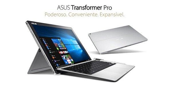 Poderoso, conveniente e expansível, o ASUS Transformer Pro está ainda mais competitivo!