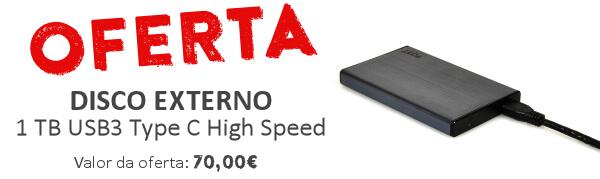 Oferta de Disco Externo na compra de um Portátil ASUS VivoBook Max F541NA! Só na SOLADVANCE.