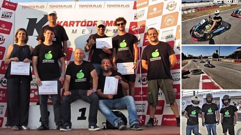 Solavance participou no XIX Grande Prémio Empresarial – VI horas de Karting Nersant