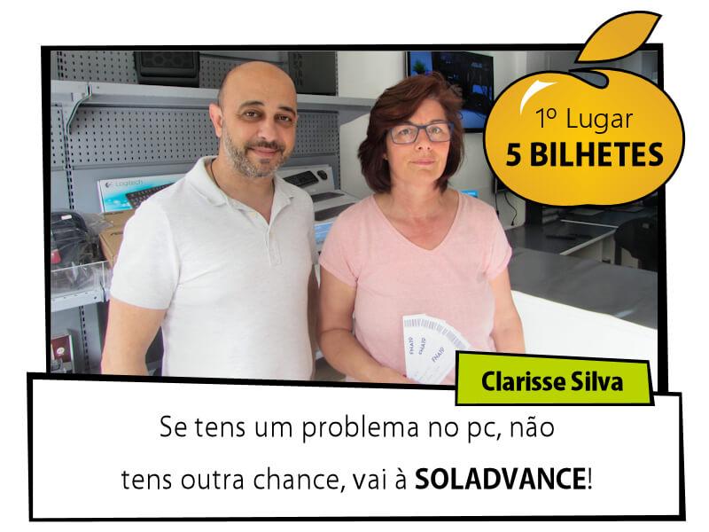 VAI À FEIRA COM A SOLADVANCE - 1º Lugar - Clarisse Silva