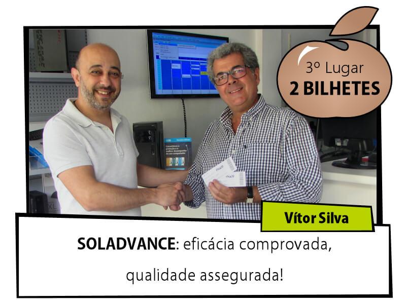 VAI À FEIRA COM A SOLADVANCE - 3º Lugar - Vítor Silva