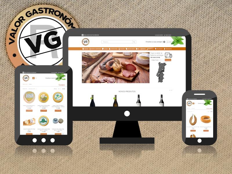 PORTFÓLIO - VG – Valor Gastronómico
