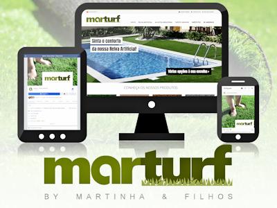 PORTFÓLIO - Marturf by Martinha & Filhos