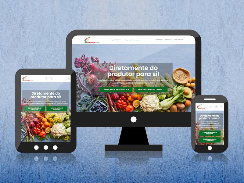 PORTFÓLIO - Hortomarques – Comércio de Produtos Hortofrutícolas