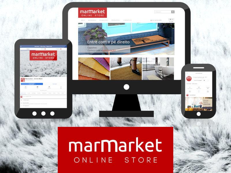 PORTFÓLIO - Marmarket - Online Store